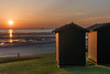 DSG_3154.jpg (alfiow) Tags: appley appleybeach beachhut sunrise