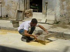 the builder (Jackal1) Tags: people havana cuba socialdocumentary street builder construction