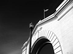 tHE eMBARCADERO (wNG555) Tags: 2014 california sanfrancisco bw fav25 fav50
