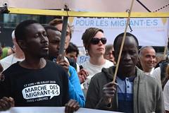 marche des migrant-e-s Vintimille-Paris-Londres (Jeanne Menjoulet) Tags: marche solidaire migrants immigration paris manifestation manif migrant londre vintimille