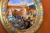 Kafejnīcā (KPPG) Tags: 7dwf latvia lettland kaffeehaus cafe spiegel spiegelung reflection mirror