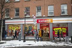 18MAR01 SLYNNLEE-6327 (Suni Lynn Lee) Tags: dublin ireland beastfromtheeast winter snow cold blizzard city street