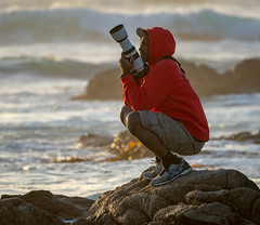 Surf Photographer on Sony Kando Trip 2.0 (Thanks for 1.5 million views) Tags: kando surf asilomar pacific wave