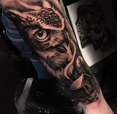 Jay Quarles - Black 13 Tattoo