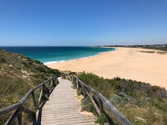 Down To The Beach (Marc Sayce) Tags: beach coast playa canos caños meca zahora barbate cape trafalgar cabo costa luz andalucía andalusia spain may 2018