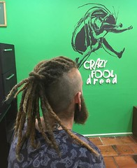 Crazy Fool Dread - 1378 (Crazy Fool Dread) Tags: dreads dreadlocks dread dreadmaker dreadlock dreadbrasil dreadspoa dreadsportoalegre dreadstyle drealocks dreadsbrasil dreadock dreadlike dreadfeeling crazyfooldread crazyfooldreads