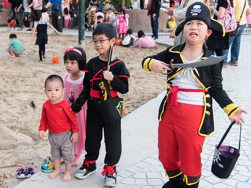The Pirate Crew 3