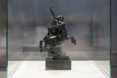 Déjanire enlevée par le centaure Nessus, Louvre-Lens, 2016 (Selbymay) Tags: louvre louvrelens 2016 déjanire nessus bologne centaure