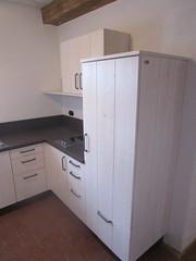 """Küche in Fichte gebürstet, weiß Struktur lackiert • <a style=""""font-size:0.8em;"""" href=""""http://www.flickr.com/photos/162456734@N05/28861076448/"""" target=""""_blank"""">View on Flickr</a>"""
