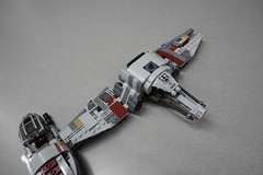 _DSC0102 (starstreak007) Tags: 75202 defense crait star wars jedi last lego
