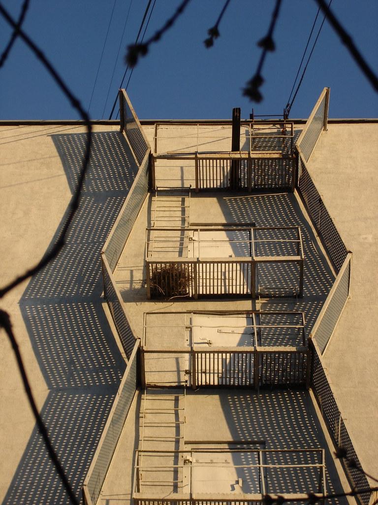 фото: Воронье гнездо на балконе
