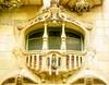 Art Nouveau Window (jeandelalune) Tags: barcelona window balcony art nouveau
