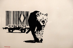20180612 Barcode (chromewaves) Tags: art of banksy 213 sterling toronto fujifilm xt20 xf 1855mm f284 r lm ois