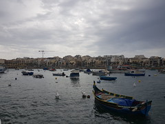Marsaskala, Malta (Daniel Kliza) Tags: malta maltese marsascala marsaskala valletta lavalletta island sea bluelagoon blue lagoon mediterranean british italian spritz aperol boat cruise citybreak city sightseeing