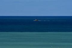 In mezzo al mar (luporosso) Tags: natura nature naturaleza naturalmente nikon nikond500 nikonitalia mare sea adriatico civitanovamarche marche italia italy barca boat