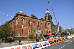 Leeds (5) (rs1979) Tags: leeds westyorkshire yorkshire theheadrow headrow leedstownhall townhall tourdeyorkshire cyclerace cycling tourdeyorkshire2018 tourdeyorkshire2018stage4 stage4