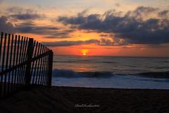 OBX Sunrise (psdenbow) Tags: obx outerbanks sunrise beach northcarolina tamron tamron2875 canon