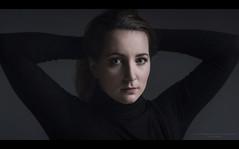 Naomi III (Passie13(Ines van Megen-Thijssen)) Tags: naomi studioshoot portrait portret woman canon netherlands inesvanmegen inesvanmegenthijssen