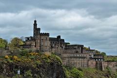 Edinburgh Castle (Mike.Dales) Tags: edinburghcastle scotland crag