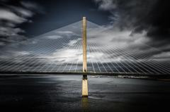 The Queensferry Crossing (daedmike) Tags: scotland edinburgh fife lothian queensferrycrossing bridge concrete steel cables roadbridge river engineering riverforth