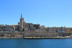 Valletta Bay II (Diskomuschel) Tags: malta valletta european capital culture 2018