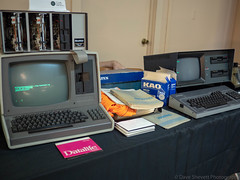 VCF East 2018 (Dave Shevett) Tags: retrocomputing newjersey vcf cpm 2018 old may wall retro vintage antique computers vcfeast nj