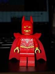 Red Devil (th_squirrel) Tags: lego dc comics batman red flash minifig minifigure