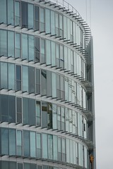 2018-05-FL-188447 (acme london) Tags: bocconi cladding curtain curtainfacade expandedmetal facade italy milan sanaa shading university