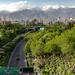 Nature Bridge and Parks, Tehran