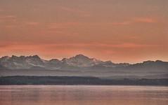 Mont Blanc (keylos) Tags: lakescape lake europe swisspicture switzerland sunset skyline nature landscape hiking mountain montblanc montblaanc