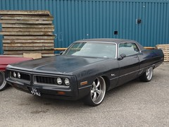 1972 Chrysler Newport Hardtop (harry_nl) Tags: netherlands nederland 2018 amsterdam chrysler newport hardtop dg95nj sidecode4