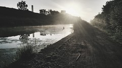 East (Wilcasbilcas) Tags: sthelenscanal sankeycanal widnes dawn sunrise