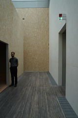 2018-05-FL-188303 (acme london) Tags: architecture cladding flooring fondazioneprada gallery italy milan milano museum oma ply plywood plywoodwall remkoolhaas stonefloor torre travertine travertinefloor