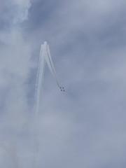 DSC08849 (kagawa_ymg) Tags: 航空祭 ブルーインパルス blueimpulse