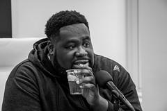 Happy D'usse Friday (Brother Christopher) Tags: brotherchris podcast podcasting podsincolor rocnation jayz 444 nhyc hiphop memphisbleek relcarter baxelrod dusse dussecognac bnw dussefriday dussefridaypodcast talk discussion drink portrait music