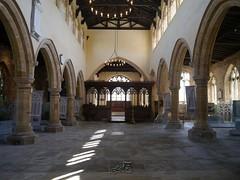St Peter's Church, Barton upon Humber (Days of Yore) Tags: bartonuponhumber lincolnshire saxon church chuchyard nave aisle arch sunlight