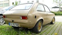 Opel Kadett C City (vwcorrado89) Tags: opel kadett c city c2 hatchback