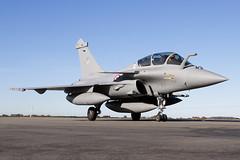 326_DassaultRafaleB_FrenchAirForce_ORL (Tony Osborne - Rotorfocus) Tags: french air force france nato arctic tiger meet 2007 orland norway dassault rafale b