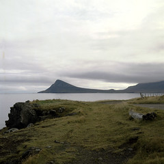 view south from krossneslaug (lawatt) Tags: krossneslaug geothermal spring coast landscape view árneshreppur westfjords iceland film 120 hasselblad 80mm