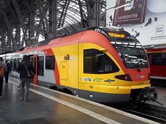 Regio nach Siegen (christophrohde) Tags: regionalbahn frankfurt hbf hessen treni züge