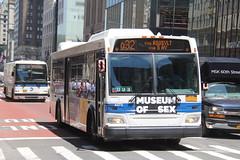 IMG_8090 (GojiMet86) Tags: mta nyc new york city bus buses 2009 orion vii ng hlf 4573 q32 5th avenue 55th street