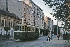 Beograd tram 24 (TrainsandTravel) Tags: yugoslavia yougoslavie jugoslawien jugoslavija serbia serbien serbie srbija metregauge meterspur voiemetrique uskimanometar trams tramways strassenbahn tramvaji belgrade belgrad beograd