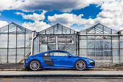 Audi R8 V10 (Future Photography International) Tags: audi r v10 german germany fsi 52 r8