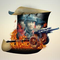 Memoirs (jaci XIII) Tags: guerra filme soldado arma fogo oob war film soldier gun fire