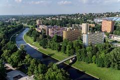 Ostrava (Maciej Dusiciel) Tags: architecture architectural city urban travel ostrava czech europe world sony alpha river cityscape panorama modernism