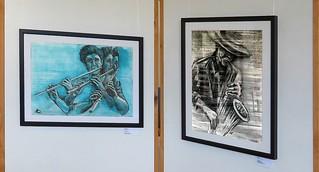 Bucks Art Weeks at Hastoe Hall