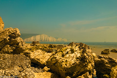 Birling Gap and the Seven Sisters (gazelaf1) Tags: nationaltrust nature cliffs sevensister seaside birling gap seven sisters
