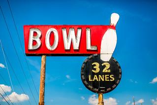 Bowling for Shreveport