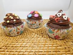 Cupcake Super-cioccolato (dolciefantasia) Tags: biscotti cake cakedesign cakepops cioccolato compleanno cupcake decorazione dolci dolciefantasia festa milano minicake pastadizucchero torta