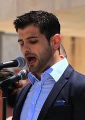 Singer, Valletta, Malta. (IMG_0647) (Robert G Henderson (Romari).) Tags: malta valletta may 2018 music musician
